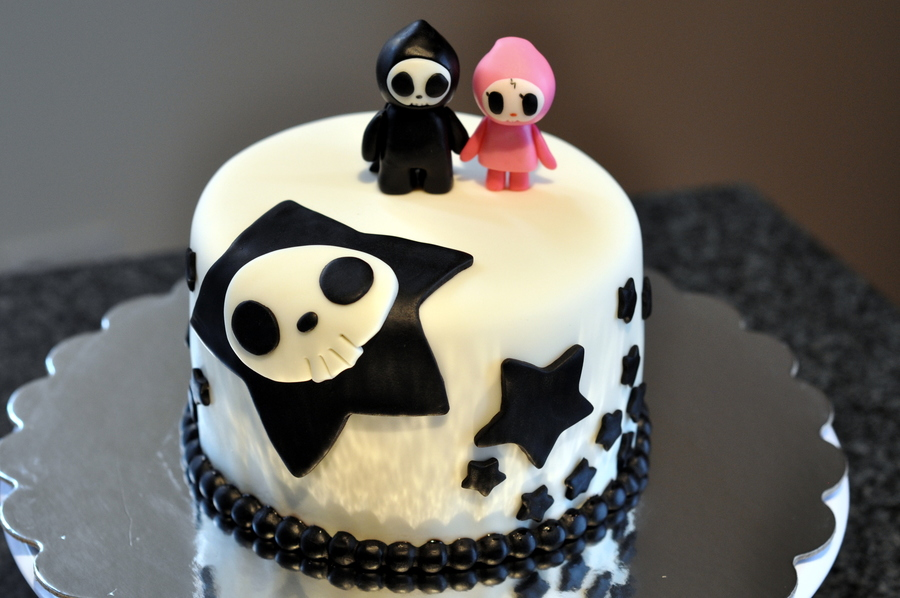 Tokidoki Cake on Cake Central