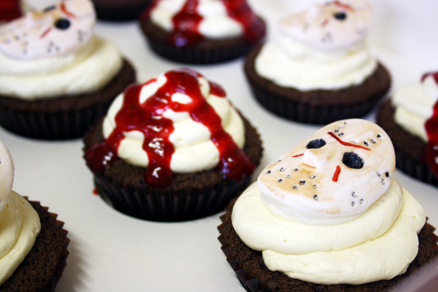 Friday The 13Th Cupcakes on Cake Central