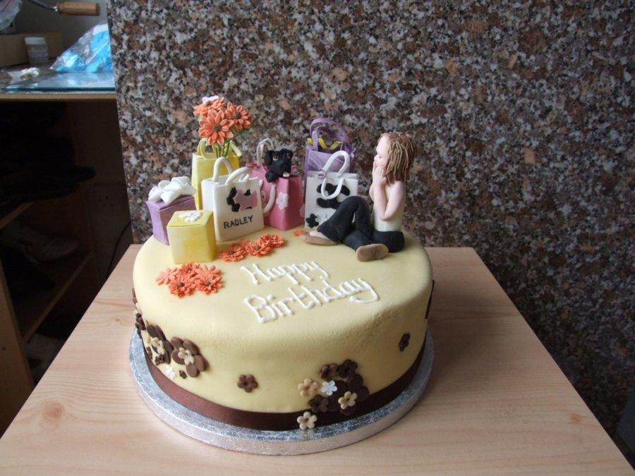 Zoe Gilham Cake Artist : Zoe s Birthday Cake - CakeCentral.com
