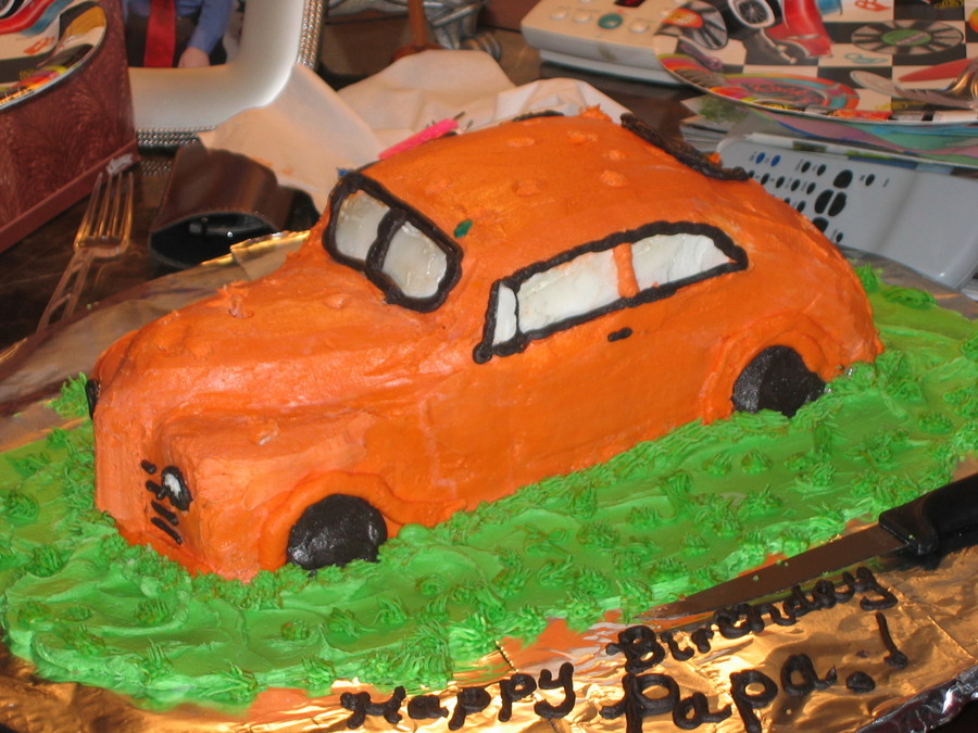 1947 Chevy Streetrod! on Cake Central