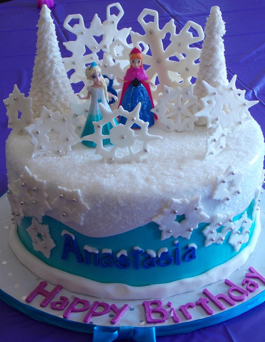 French Vanilla Cake Ideas