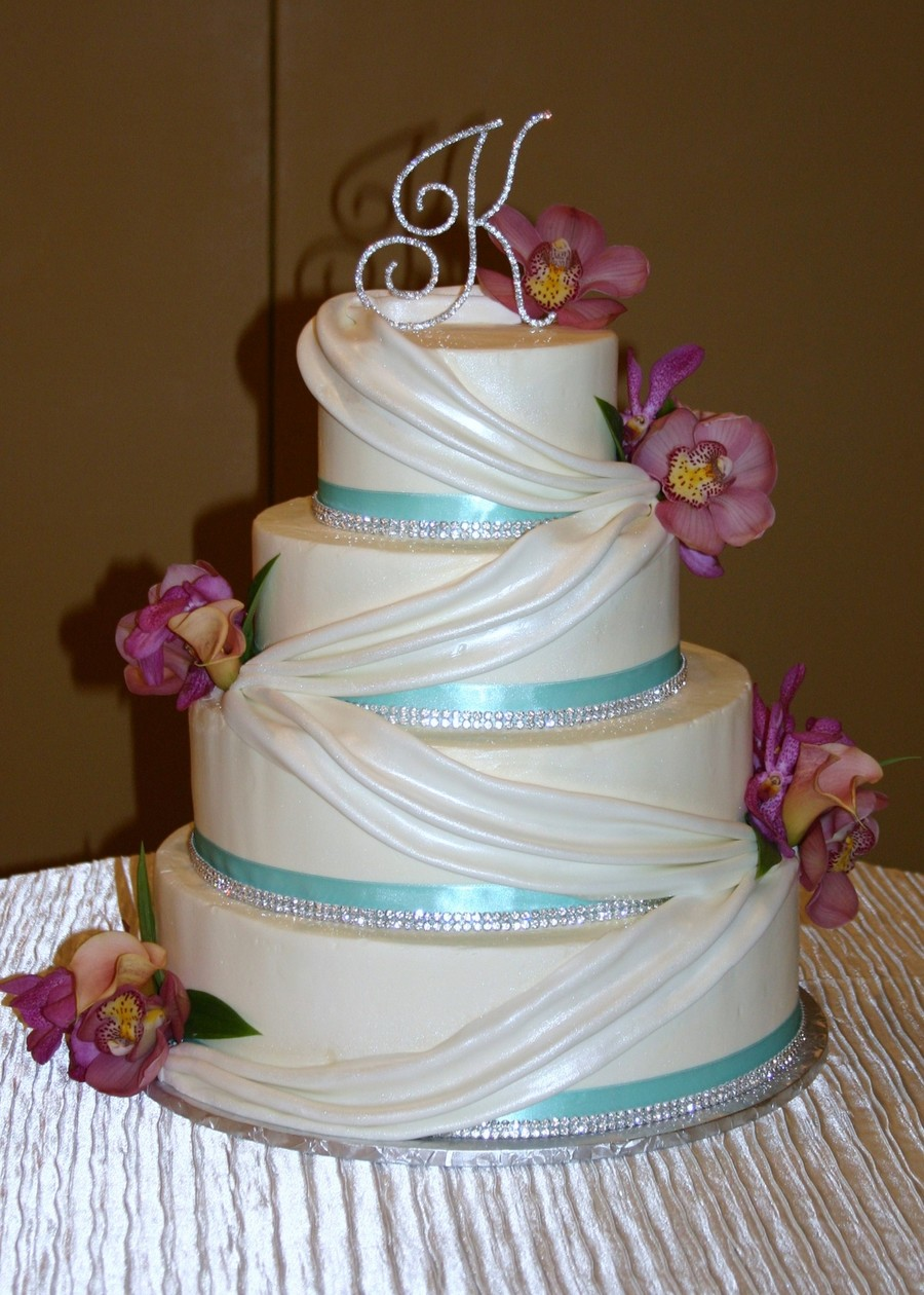 Cp Wedding on Cake Central