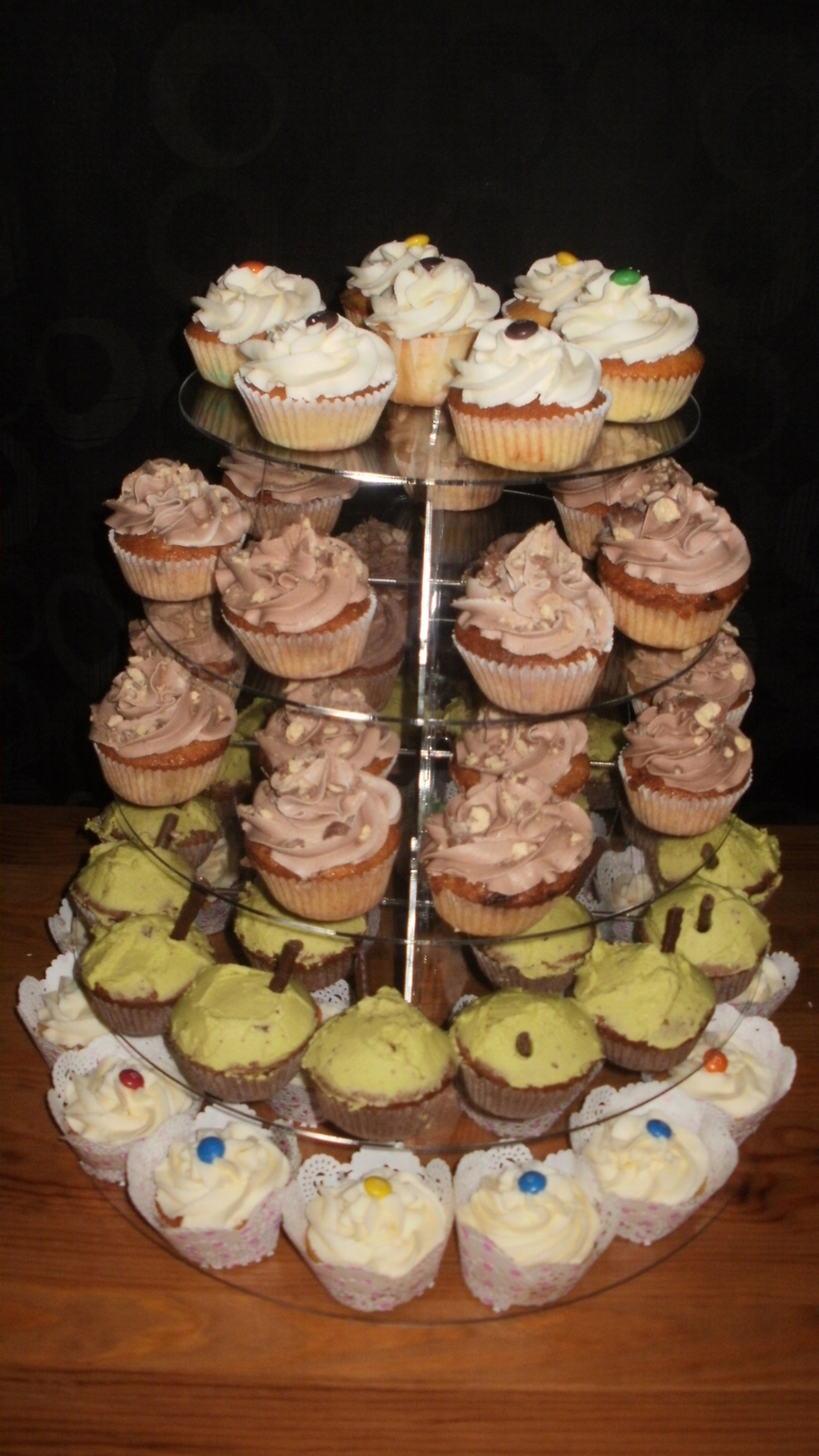 Selection Of Cupcakes on Cake Central