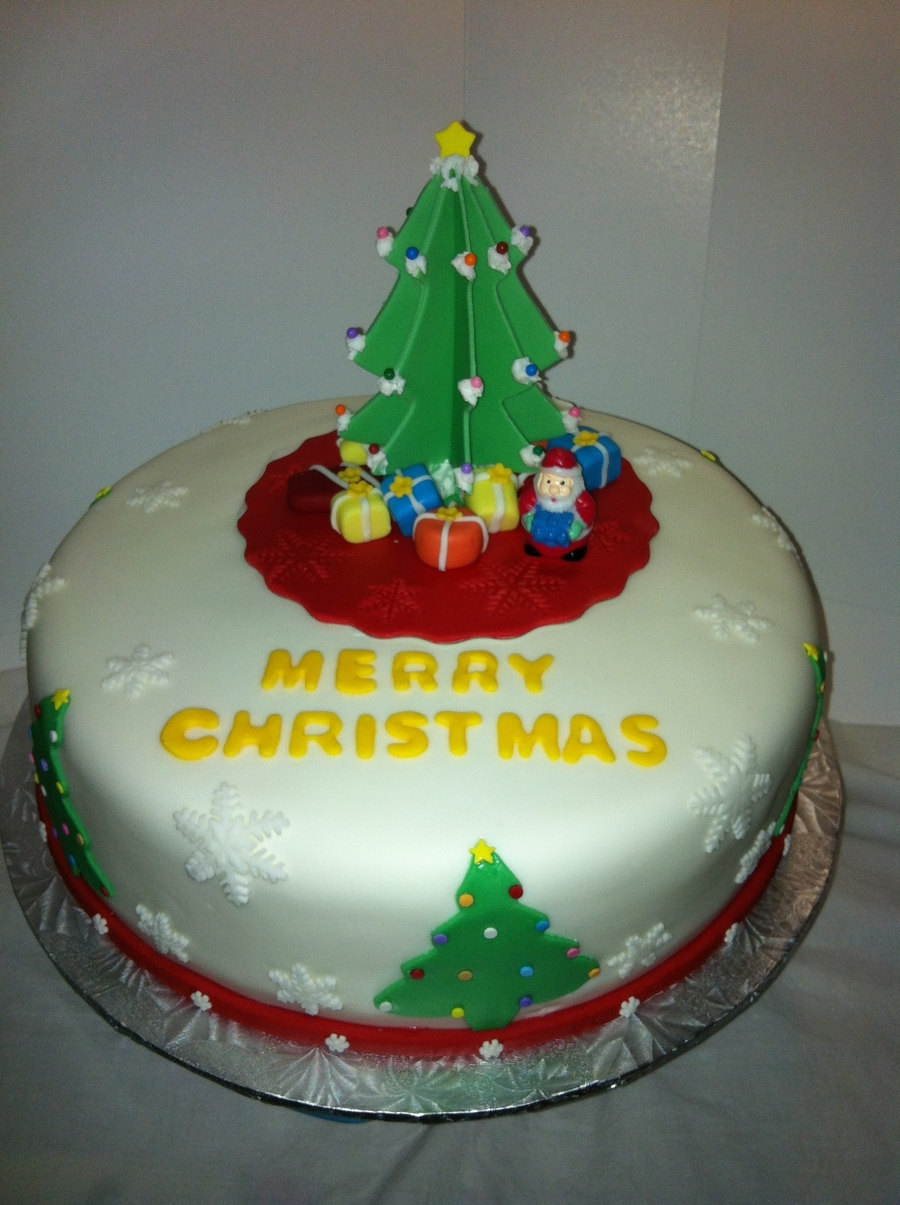 Merry Christmas on Cake Central