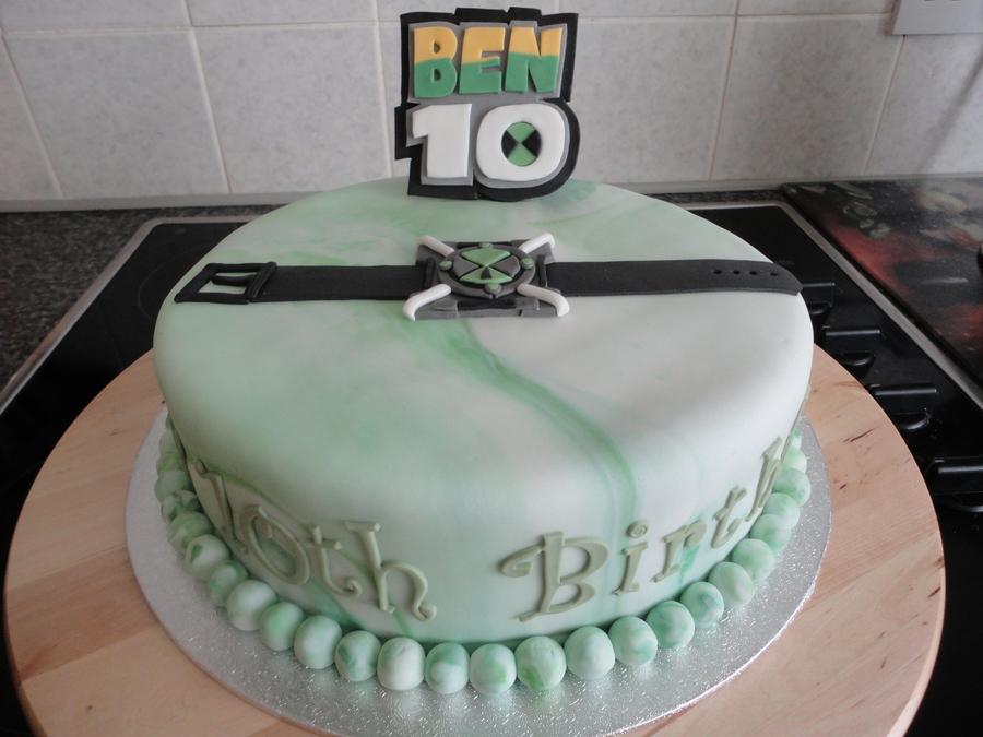 Cool Ben 10 Cakecentral Com Funny Birthday Cards Online Ioscodamsfinfo