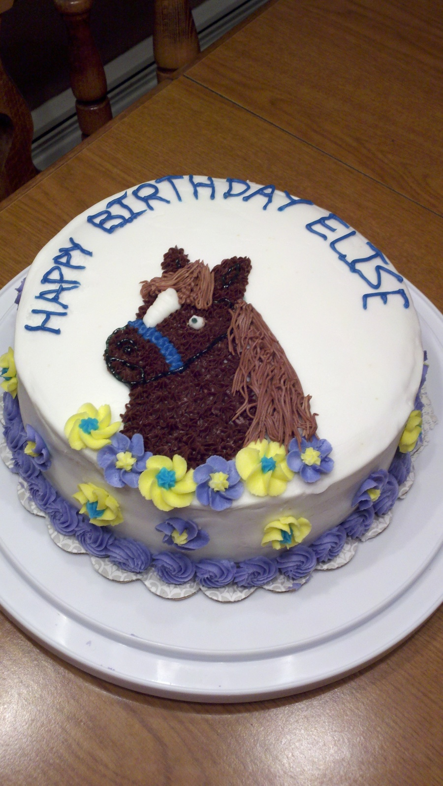 Horse Birthday on Cake Central