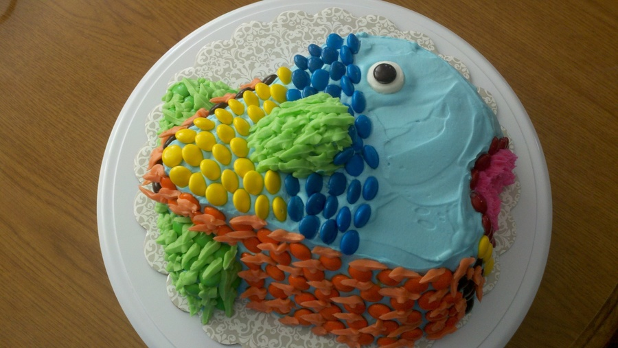 Fish on Cake Central