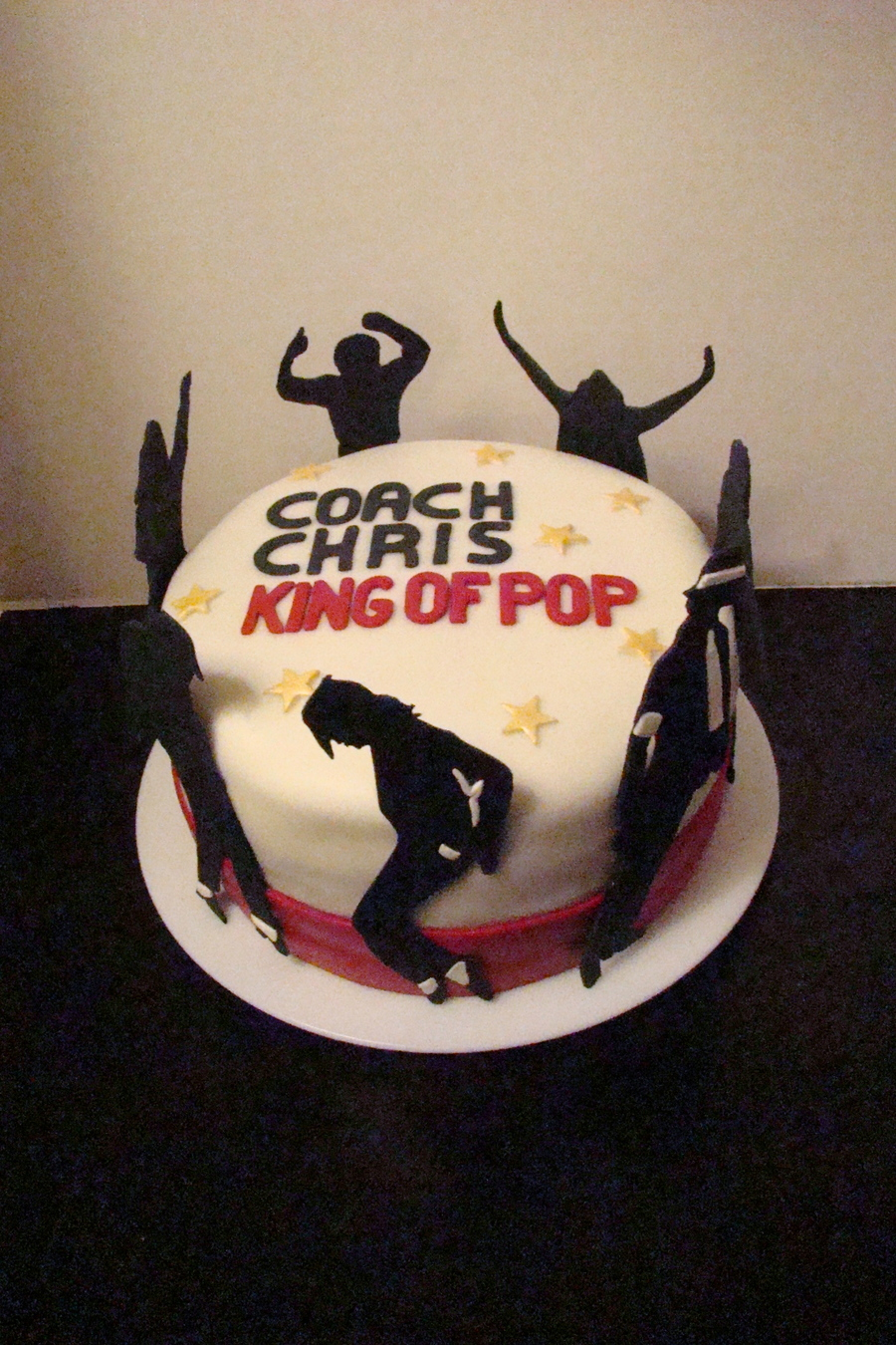 Michael Jackson Cake Cakecentral Com