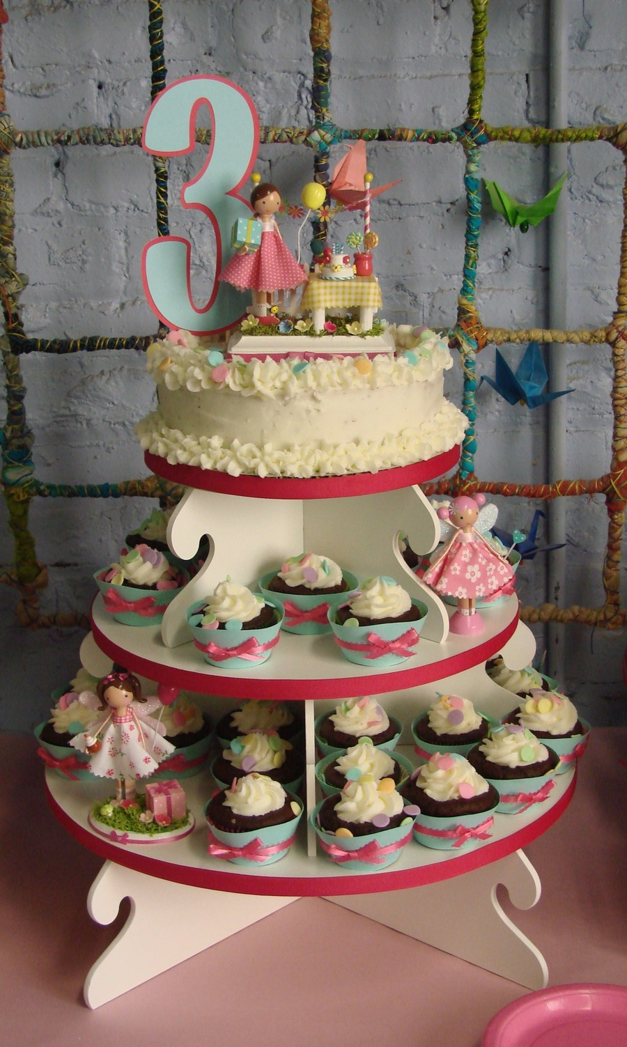 Vintage Dolly Birthday on Cake Central