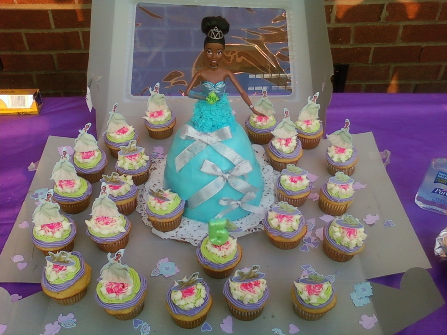 Princess And The Frog on Cake Central