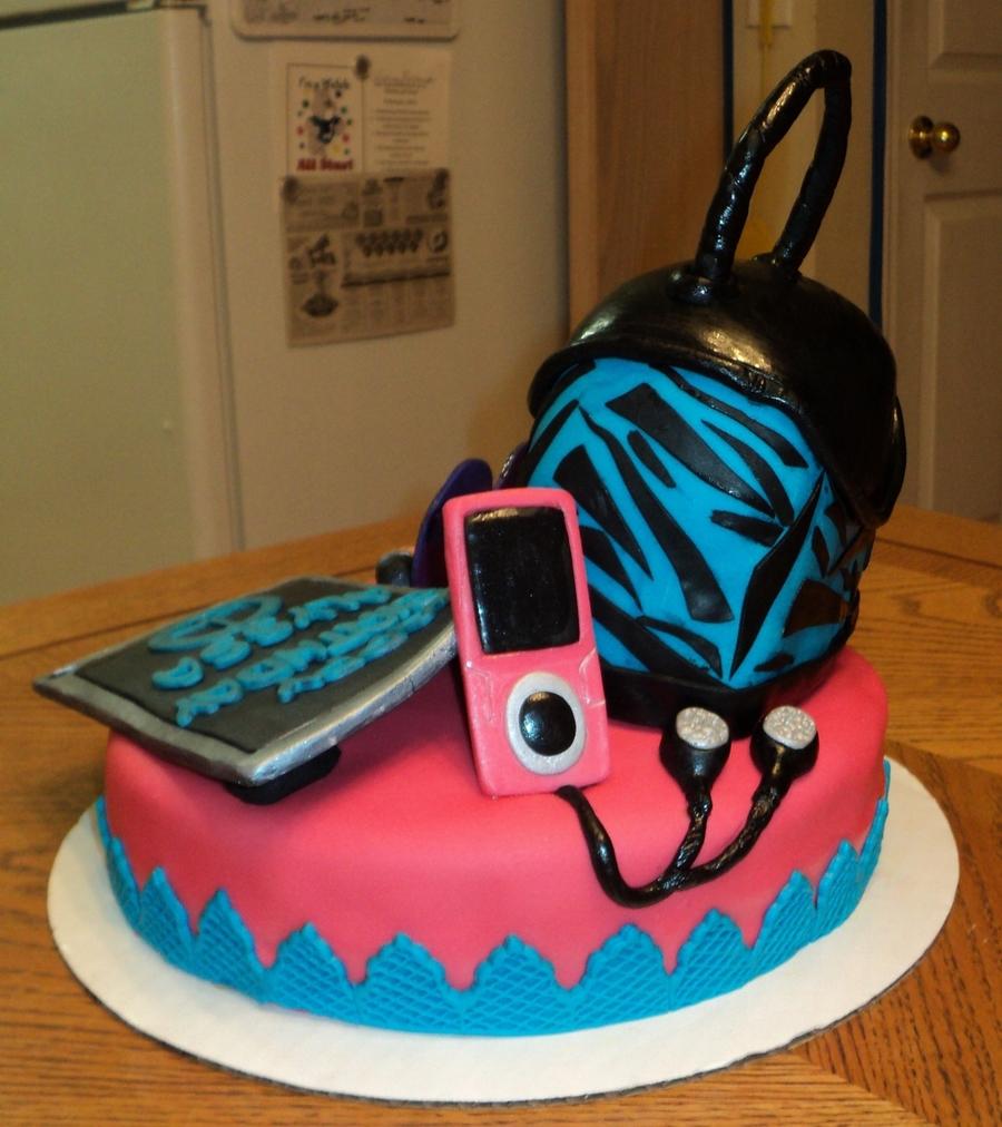 Alyssas Birthday Cake Cakecentral