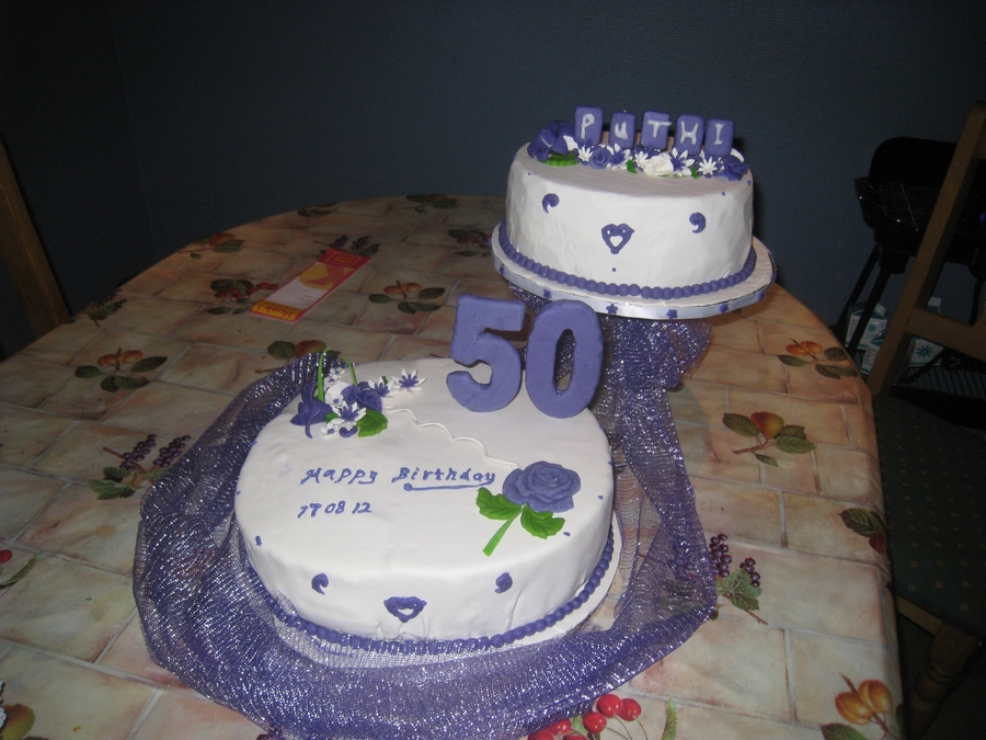 50 B`day on Cake Central