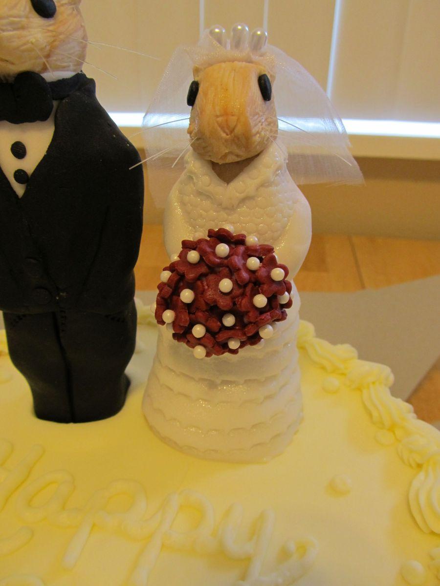 25Th Wedding Anniversary Cake - CakeCentral.com