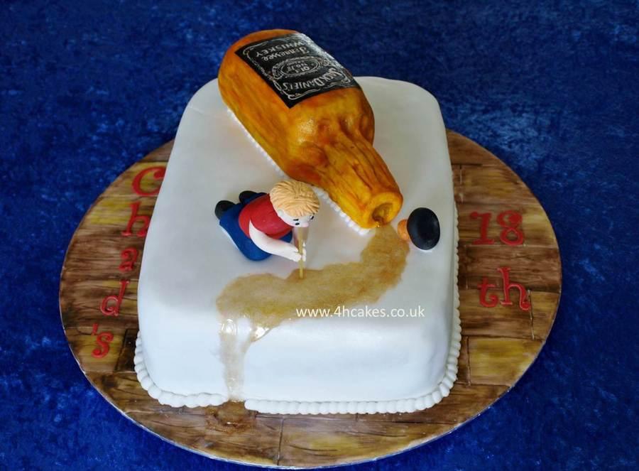 Jack Daniels Birthday Cake Recipe