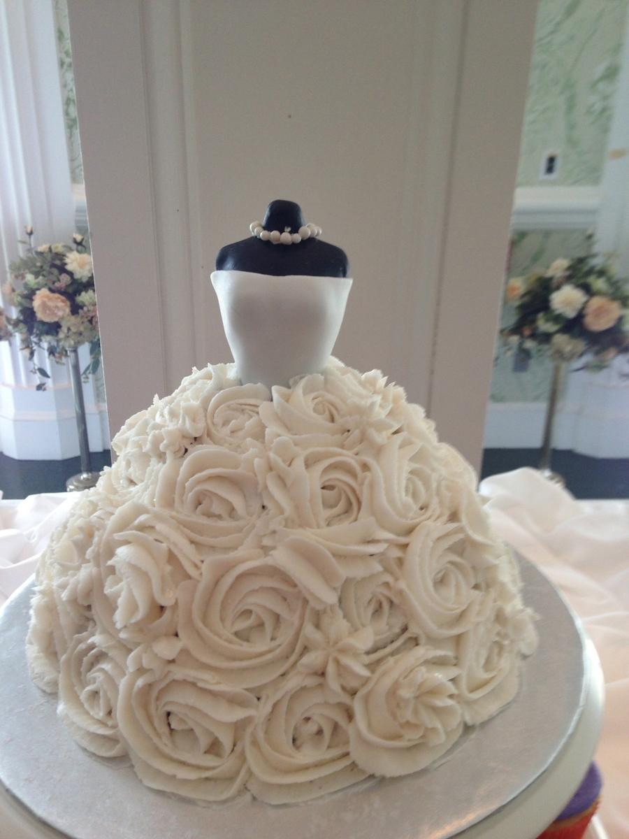 Halloween Bridal Shower CakeCentralcom