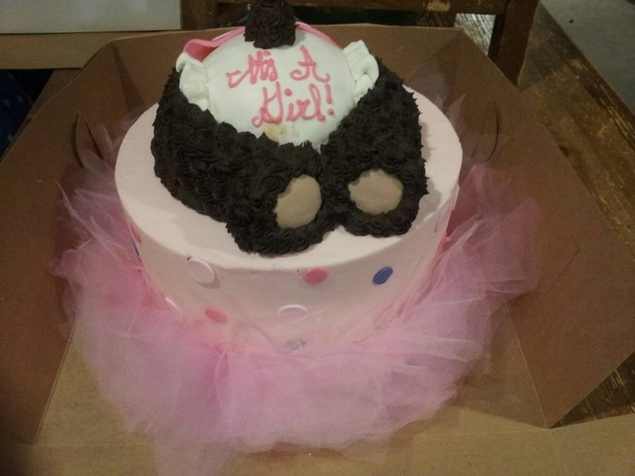 Ballerina Teddy Bear Rump Cake on Cake Central