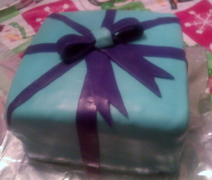 Present For You! on Cake Central