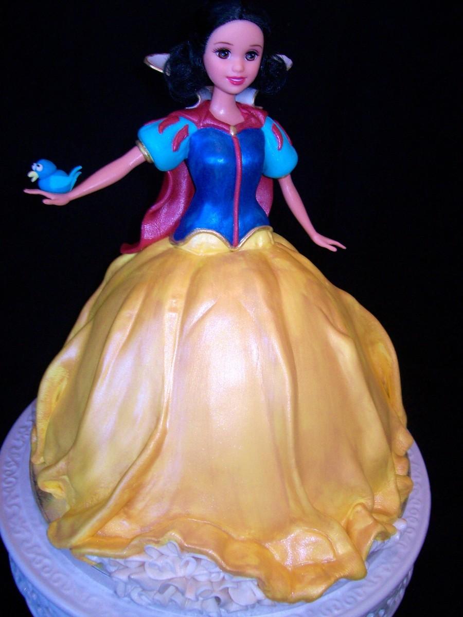 Snow White Birthday Cake Cakecentral Com