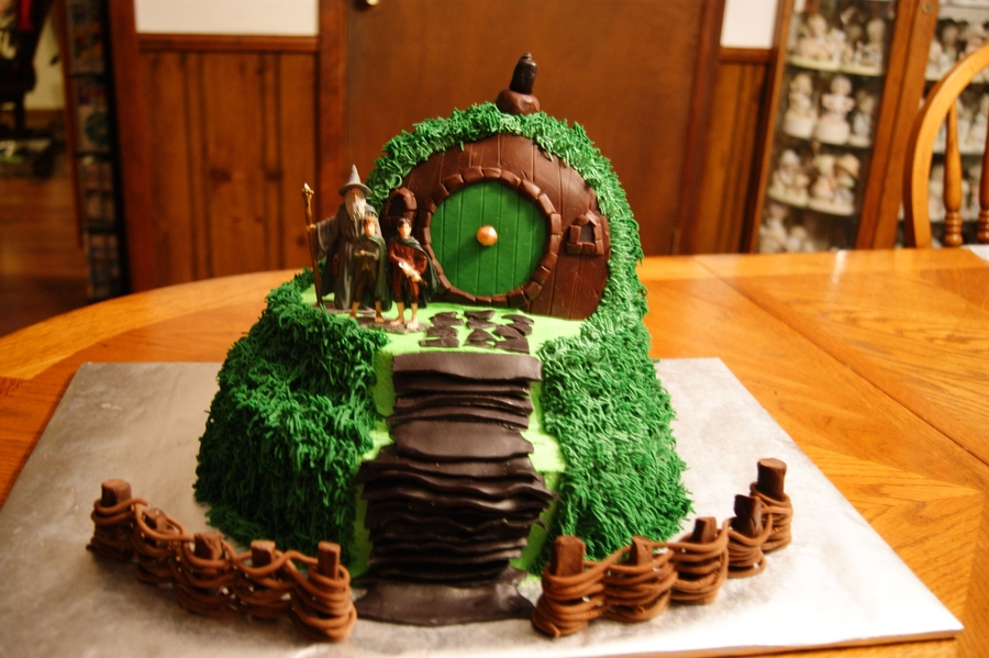 Lord Of The Rings Hobbit House For Max