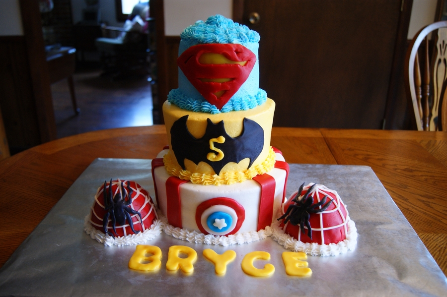 5Th Birthday Cake For Bryce on Cake Central