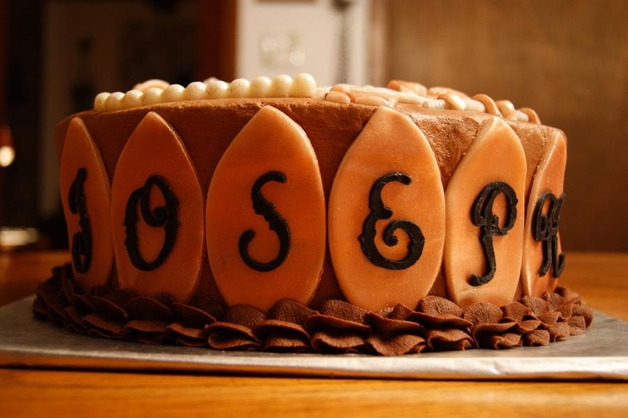 Birthday Cake For Joseph ~ Steampunk cake for joseph cakecentral
