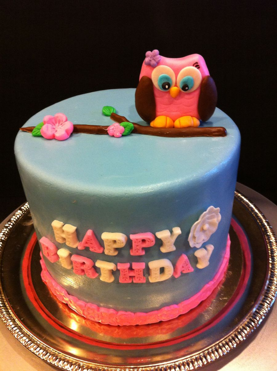 Birthday Cake For My Daughter s Teacher - CakeCentral.com