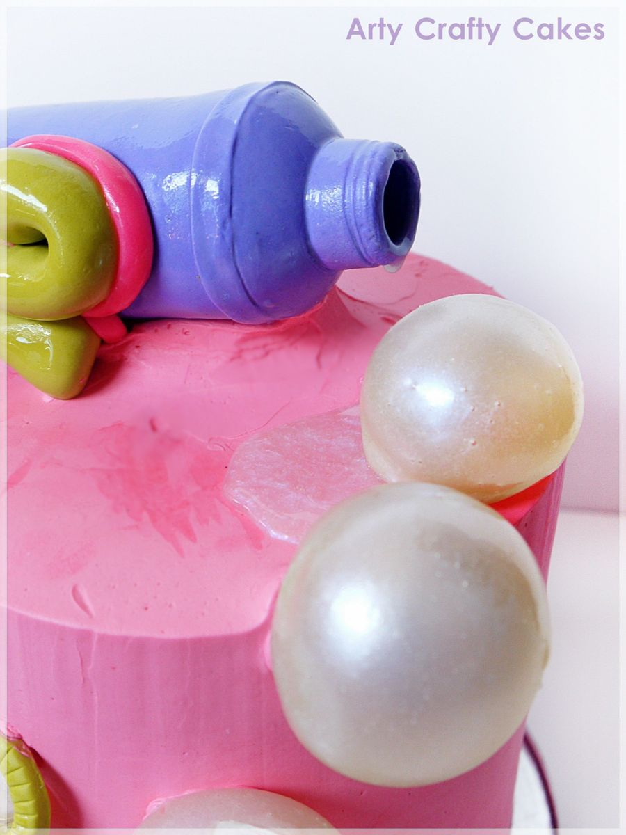 Bubbles Cake - CakeCentral.com