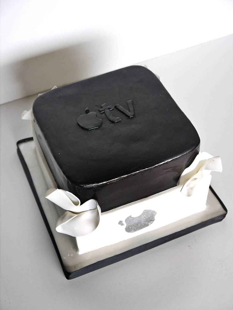 Apple Tv on Cake Central
