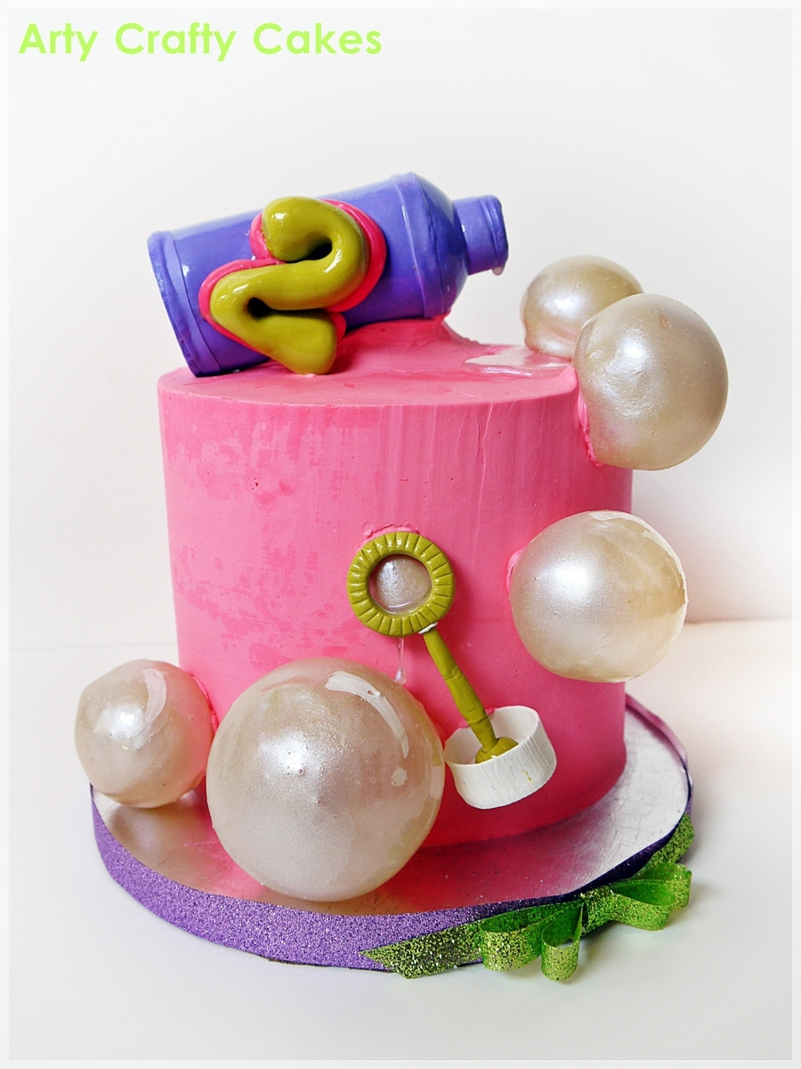 Bubbles Cake Cakecentral Com