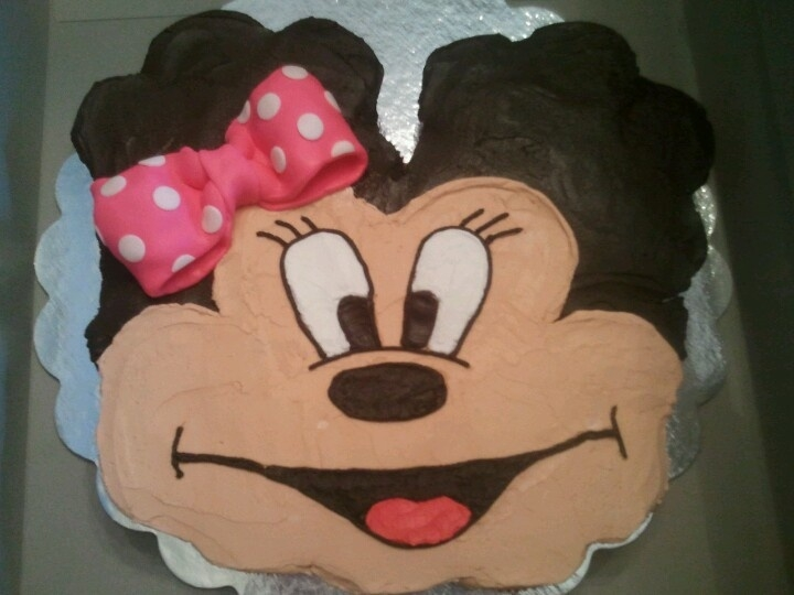 Mickey Minnie Mouse CupcakeCakes CakeCentralcom