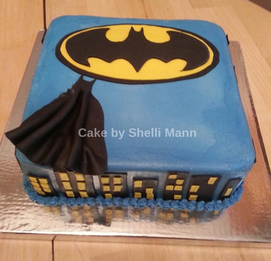 Batman Cake Pops Recipe