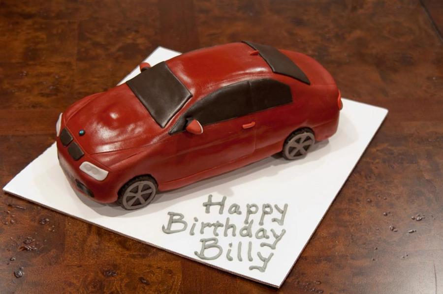 Bmw M3 Car on Cake Central