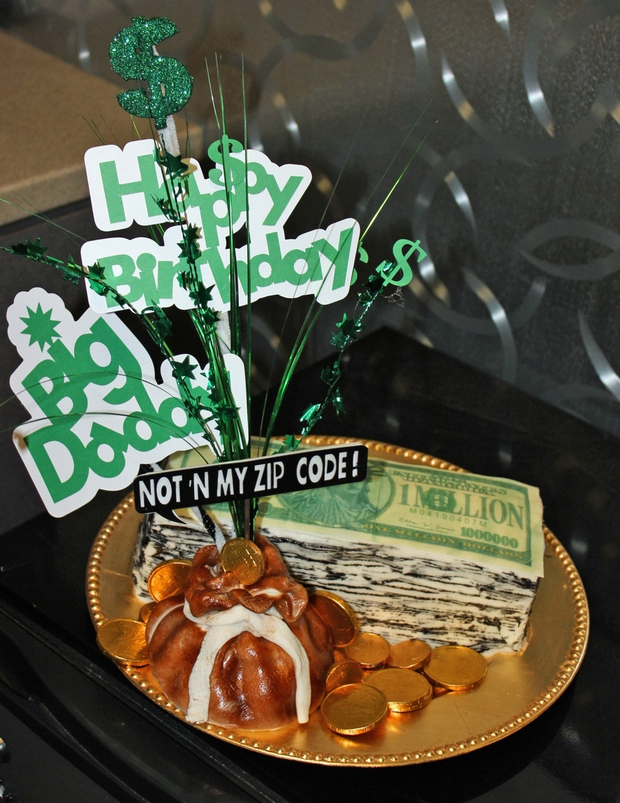 Show Me The Money! on Cake Central
