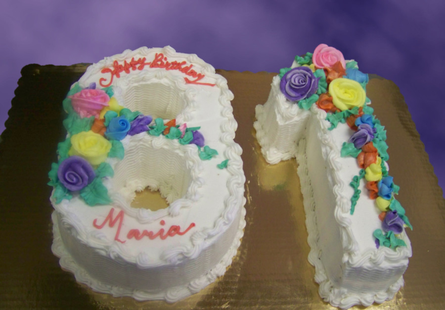 81 St Birthday Cakes on Cake Central