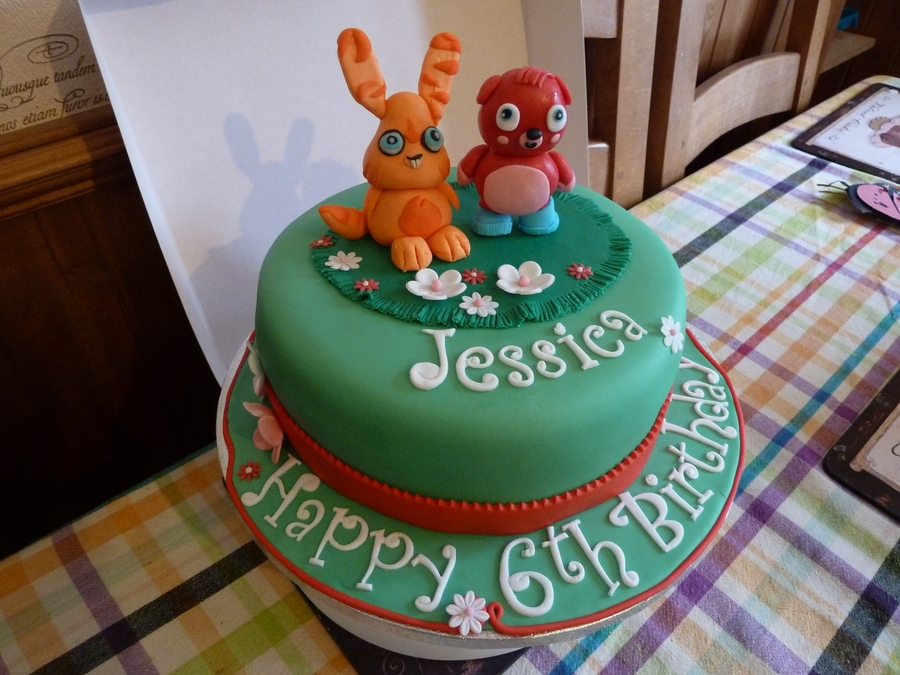 Moshi Monsters  on Cake Central