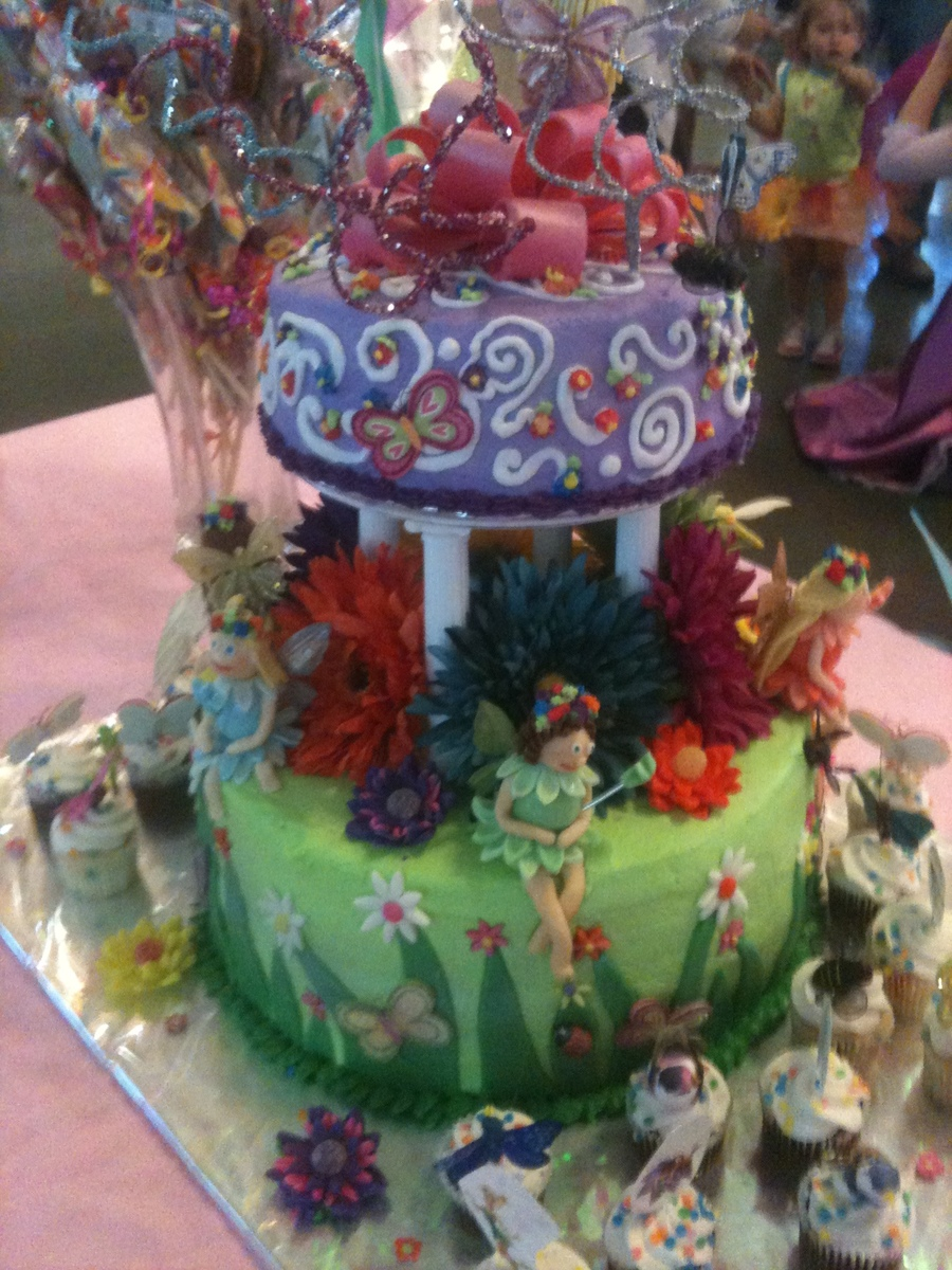 Fairies on Cake Central