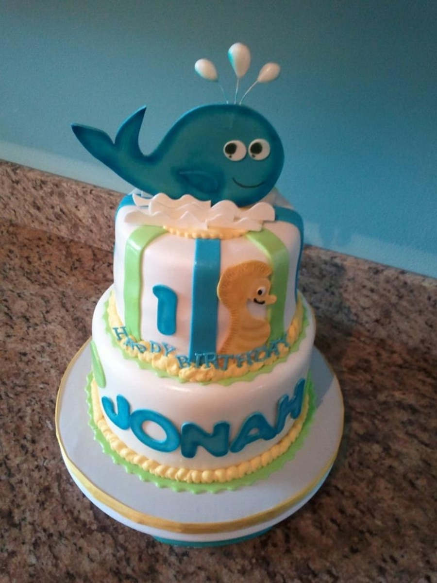 Jonah And The Whale Cakecentral Com