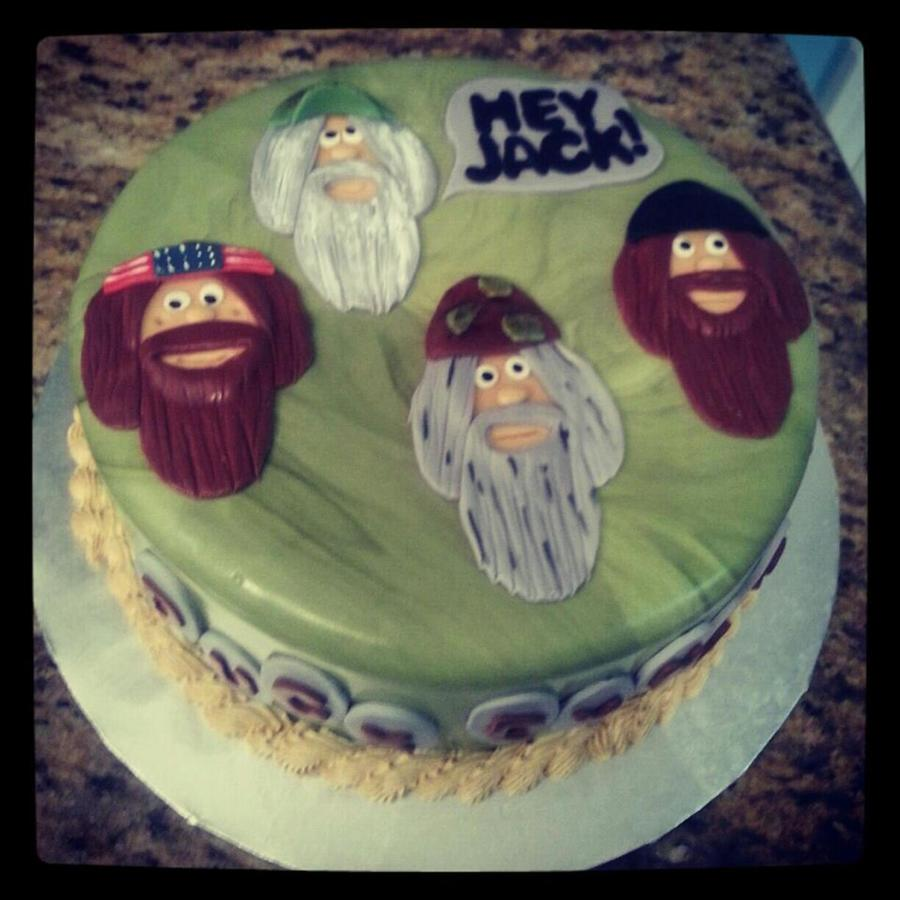 Duck Dynasty on Cake Central