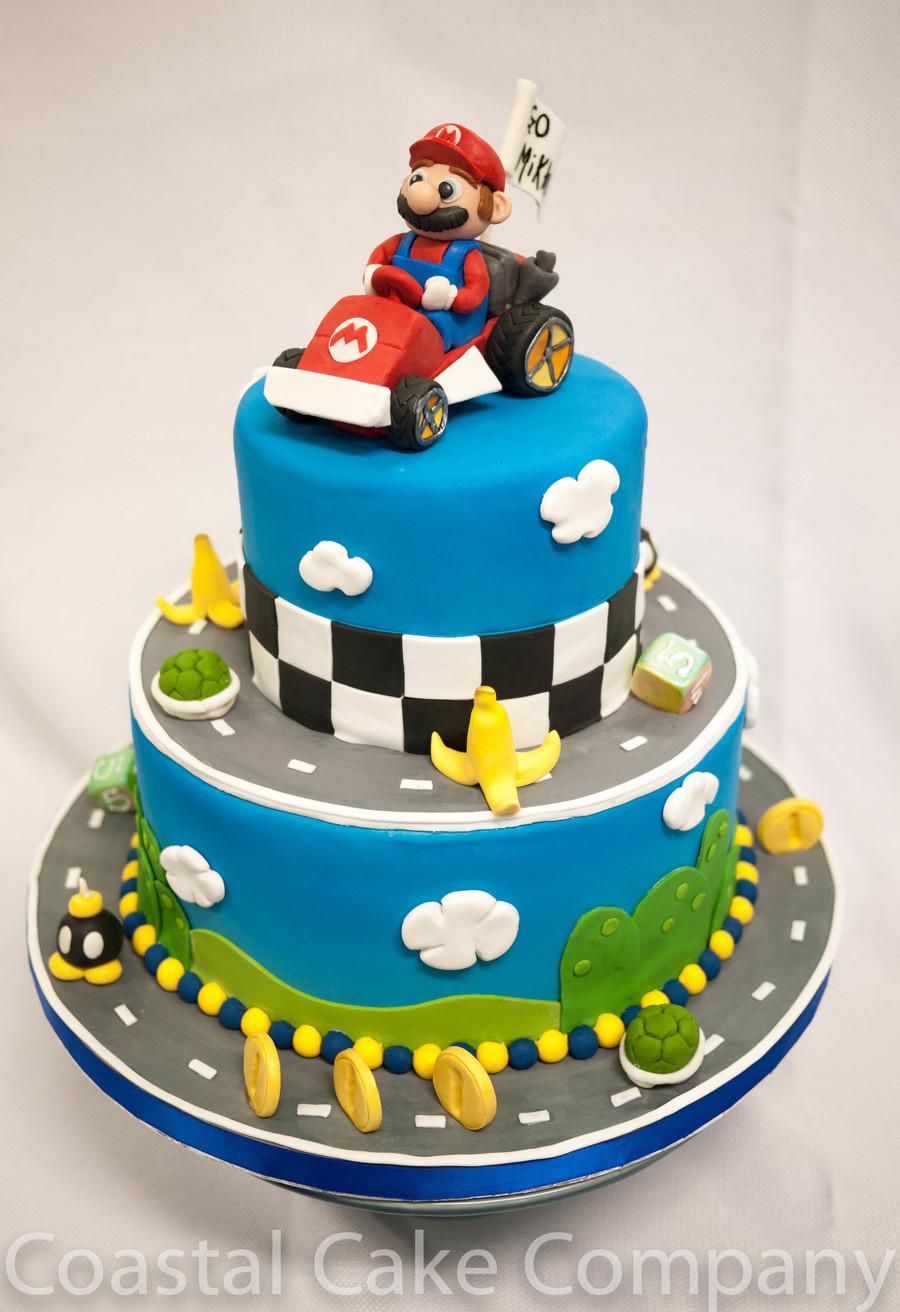Cake Design Karting