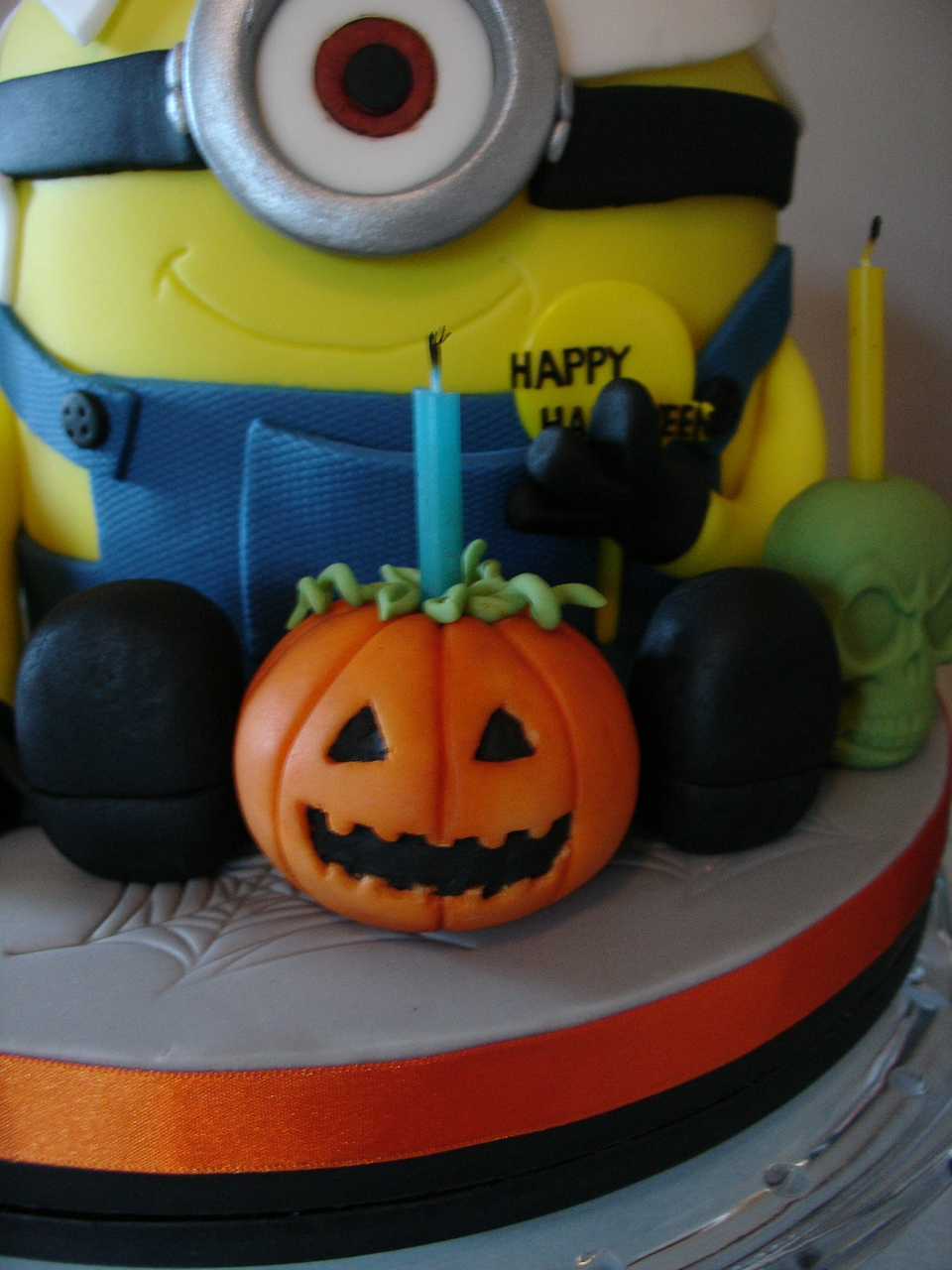 Minion Cake Recipe Tutorial