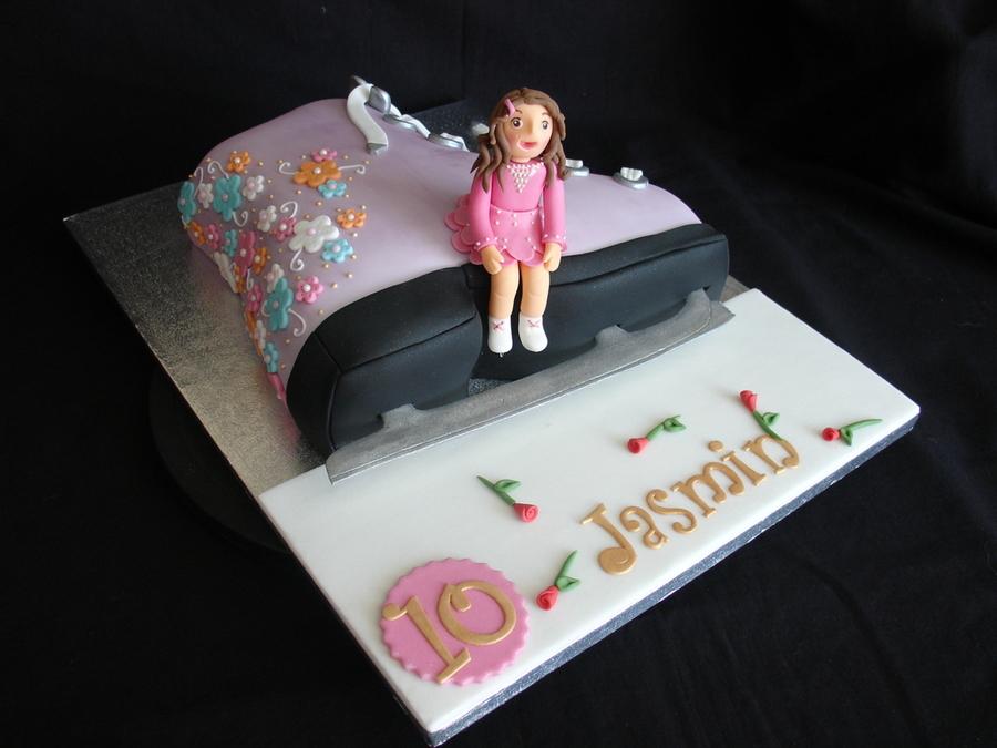 Ice Skate Cake Mold