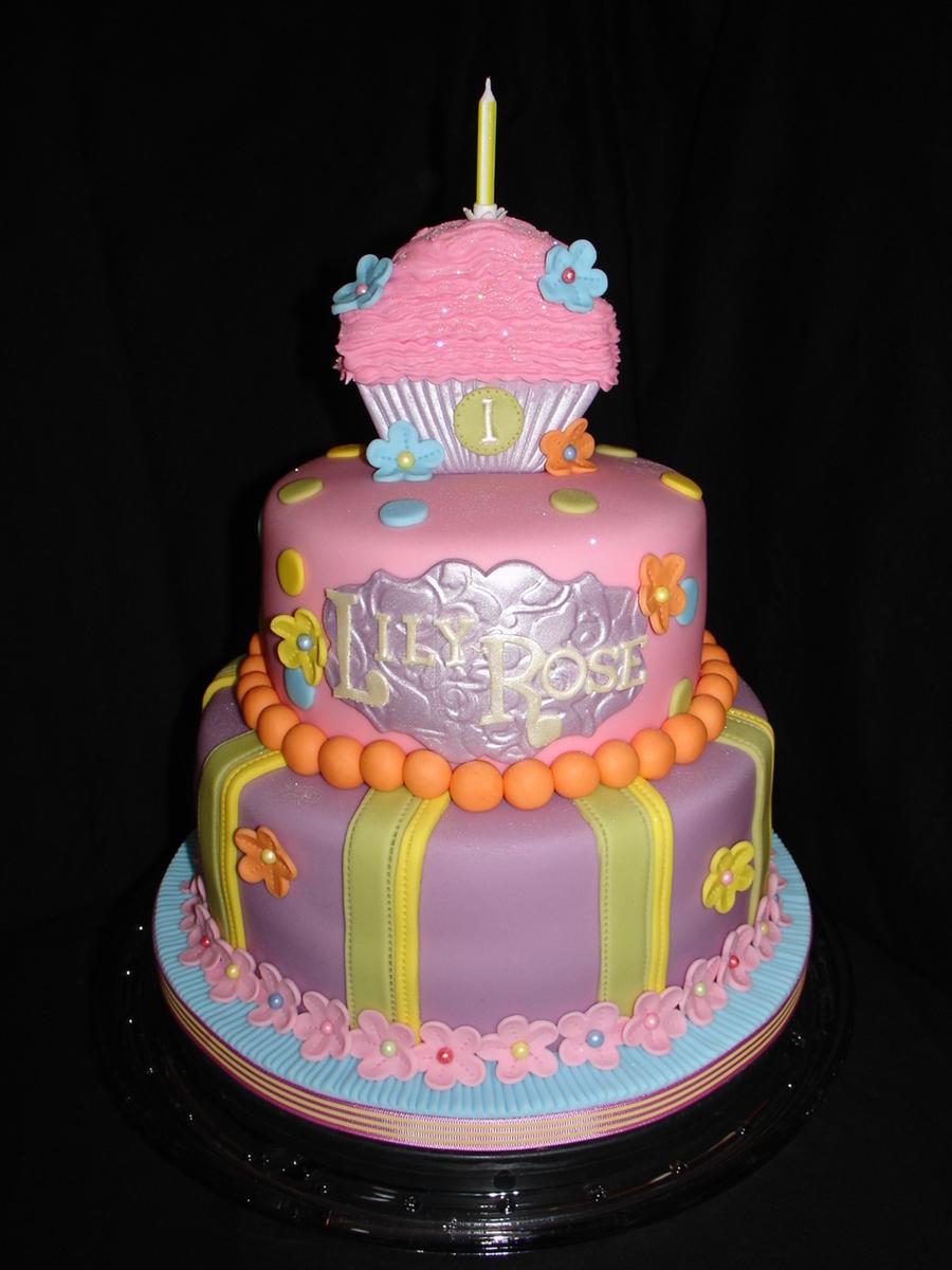 Funky St Birthday Cakes