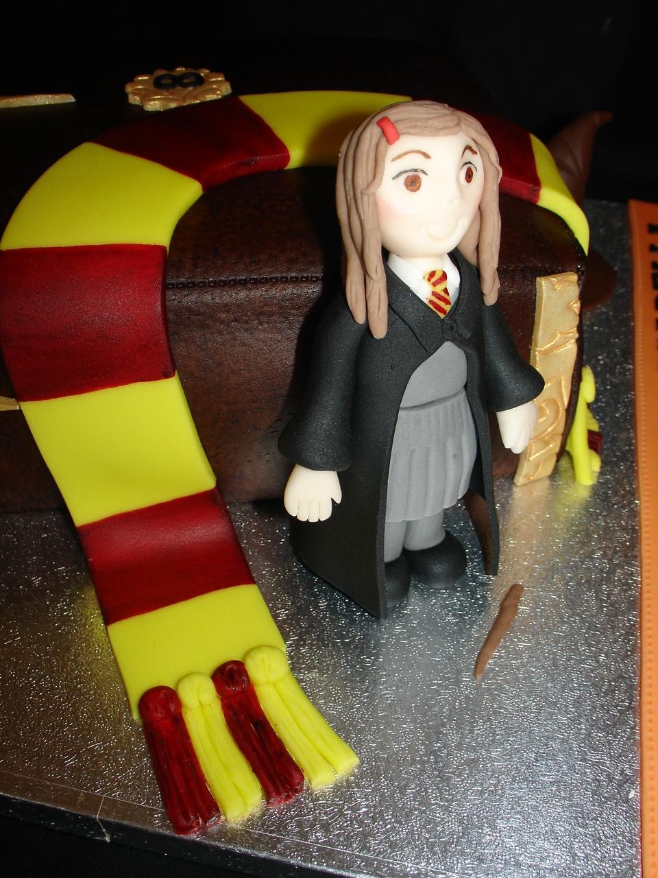 Harry Potter Castle Cake Recipe