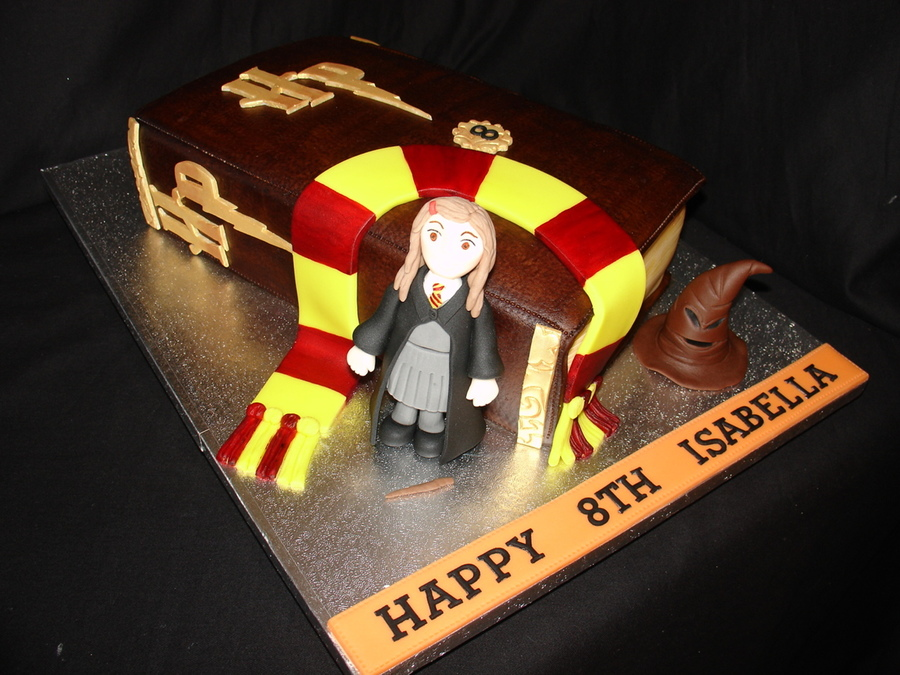 Harry Potter Birthday Cake Decorations