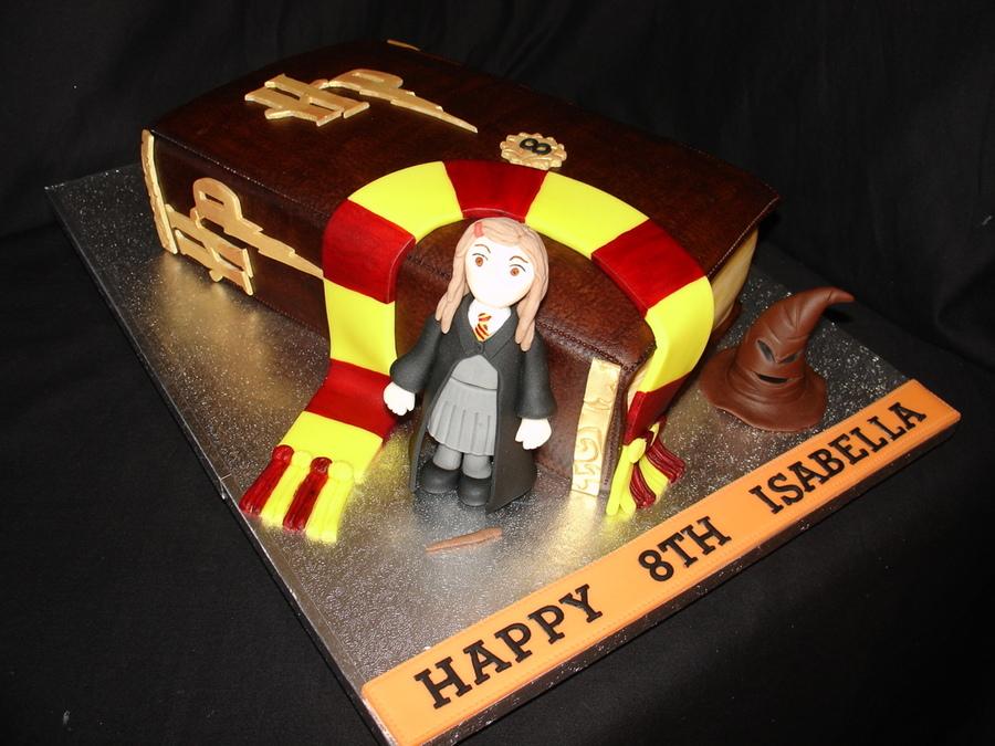 Harry Potter Birthday Cake Decorations