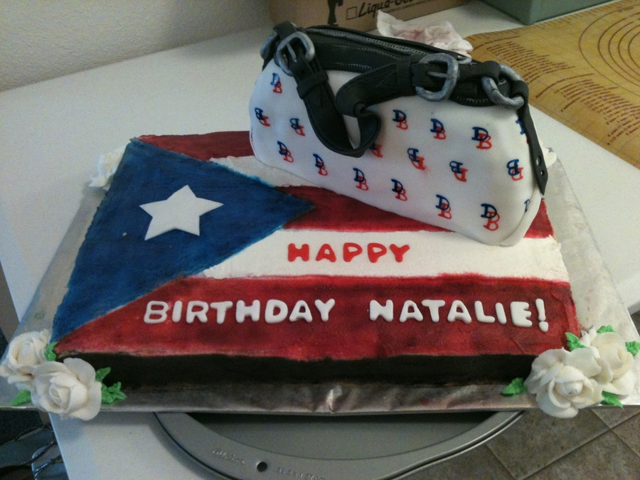 How To Make Puerto Rican Birthday Cake