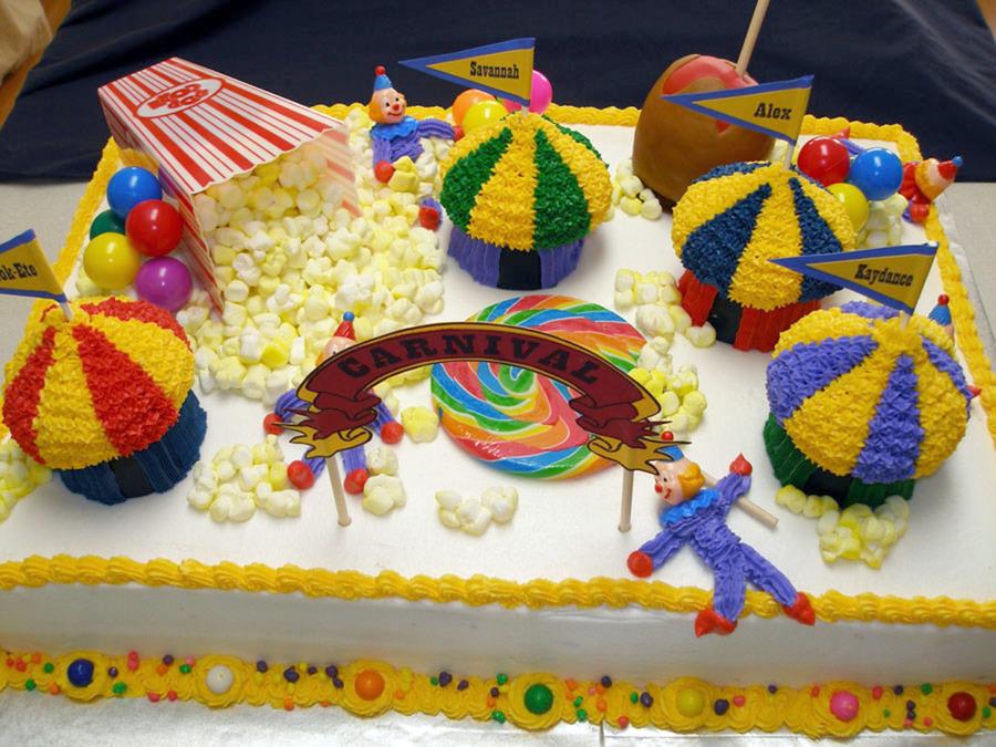 Carnival Time Cakecentral Com