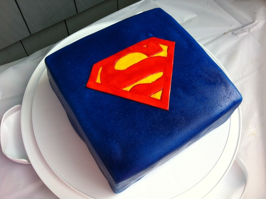 Superdaddy on Cake Central