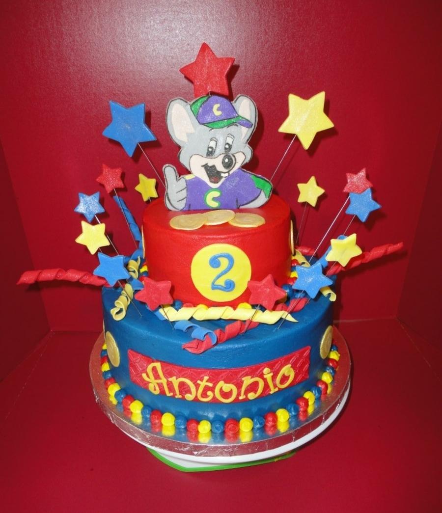 Chuck E Cheese CakeCentralcom