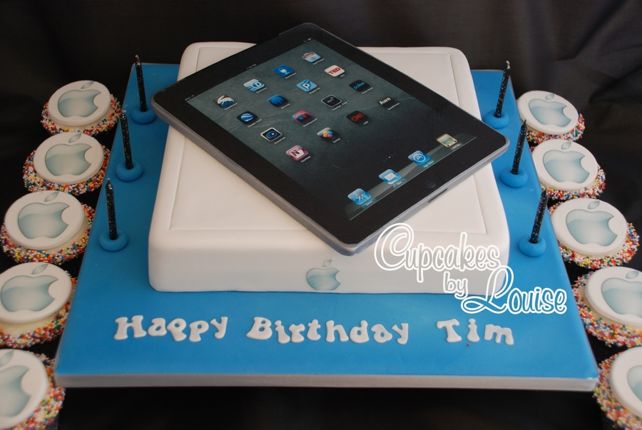 Ipad Cake on Cake Central